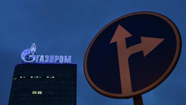 «Газпром» установил рекорд