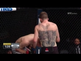 #UFCCharlotte results: Cory Sandhagen def. Austin Arnett via TKO (punches) at 3:48 of R2