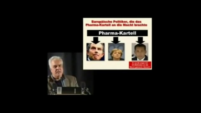 Das Chemie-Pharma-Öl-KARTELL und die Polit-Helfer - Vortrag Dr Rath 4_5