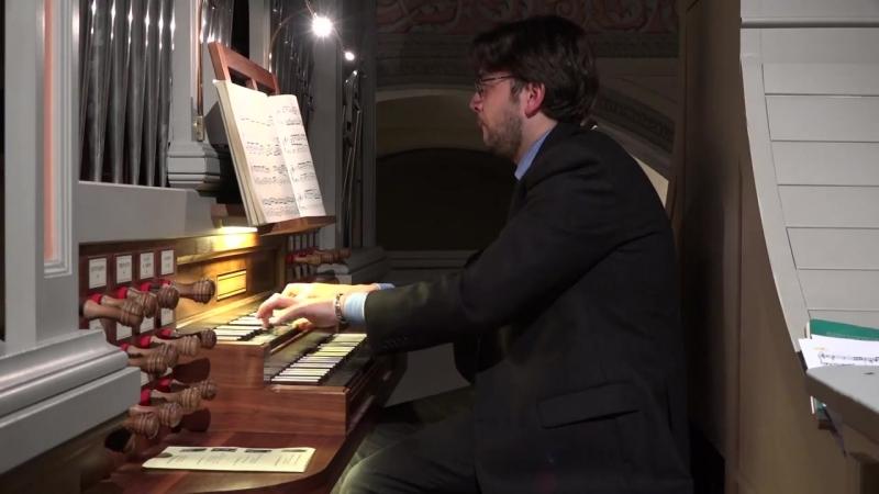 590 J. S. Bach - Pastorella [incomplete (?)] F Major, BWV 590 - Christian Tarabbia