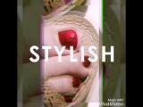 Педикюр+гель лак. Работа мастера StyleMaster Юлии.