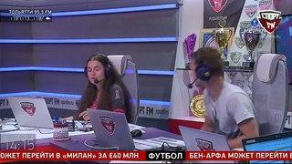 Алексей Анисимов и Роман Гофман в гостях у Спорт FM.