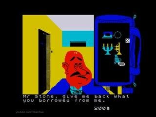 The Inheritance Walkthrough, ZX Spectrum