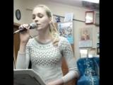 Спасибо моему педагогу по вокалу Оксане Науменко!❤️Спасибо за Вашу душу и веру!Наши первые результаты)И это только начало!