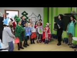 Репетиция новогоднего спектакля 2017 - Как Гринч украл Рождество
