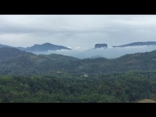 Srilanka mountan