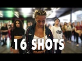Stefflon Don 16 Shots Street Dance Choreography Sabrina Lonis