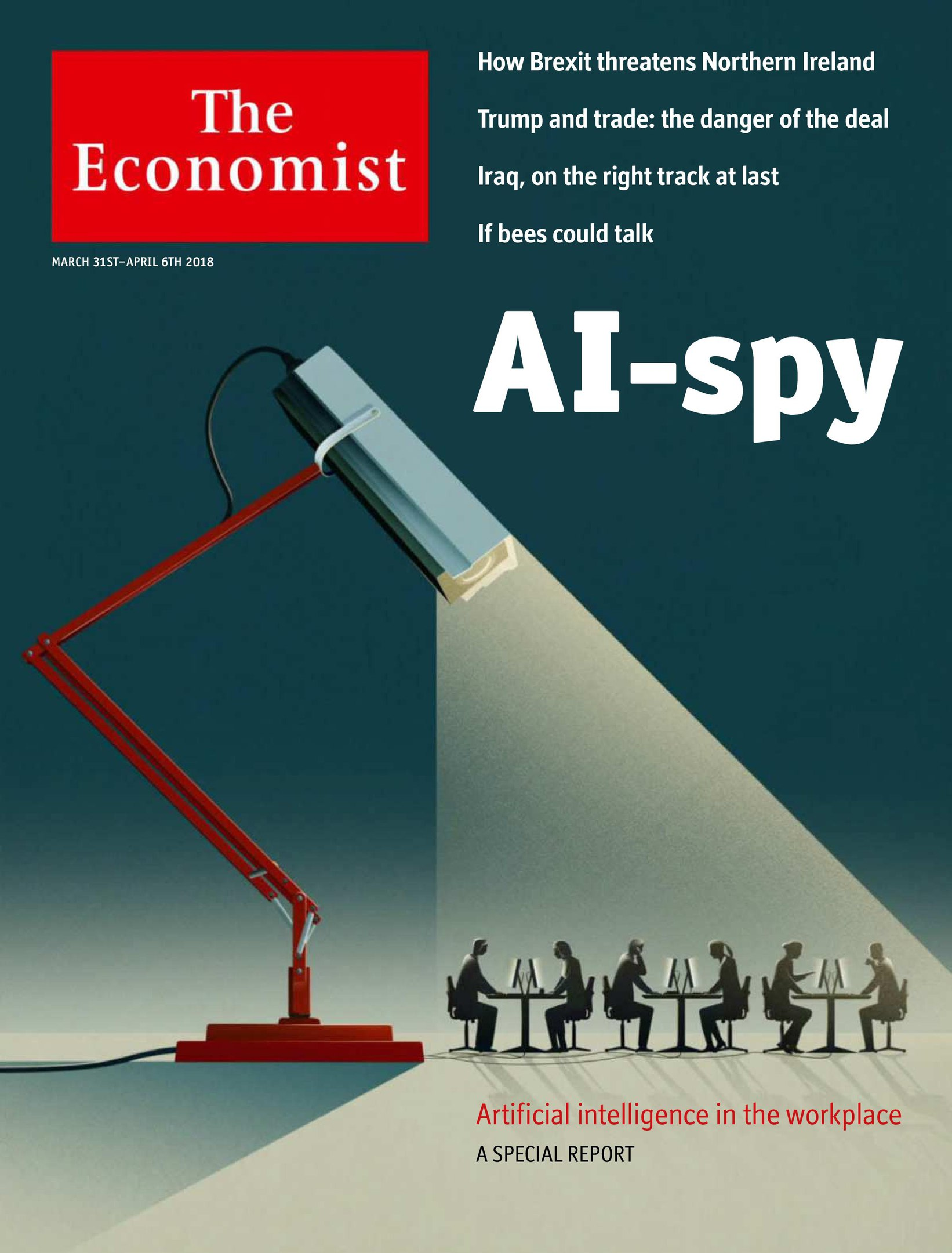 The Economist Asia Edition - March 31, 2018 PDF download free, reading