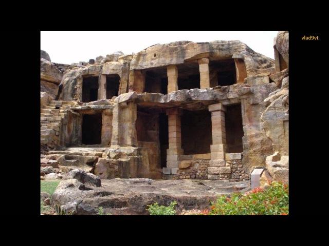 Adjanta Elephanta basalt temples