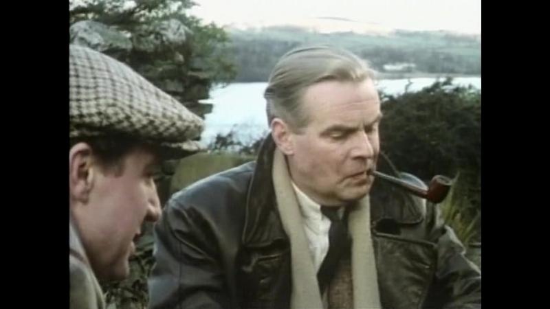 Лорд Питер Уимзи Пять отвлекающих маневров 4 серия Англия Детектив 1974