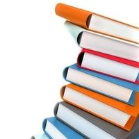 "Логотип Библиотеки Челябинска ""Вокруг книг"""