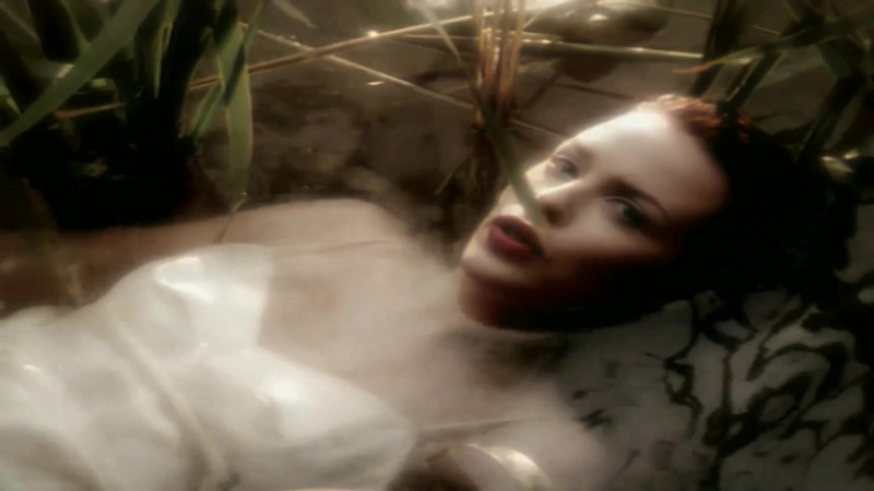 Kylie Minogue and Nick Cave Where The Wild Roses Grow
