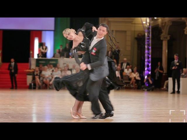 Tomas Fainsil - Violetta Posmetnaya | danceComp Wuppertal 2017 - WDSF WO STD - solo Q