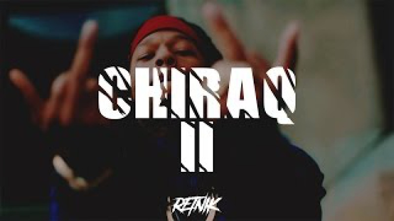 [FREE] 'CHIRAQ II' Hard Booming 808 Drill Type Trap Beat (Remix) | Retnik Beats