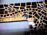 Curso de Mosaico - por Mariana Devoto Ecovila El Nagual