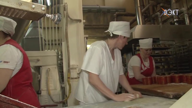 Для Пасхи самые вкусные куличи Воскресенский хлебозавод выпускает продукцию по старинным рецептам