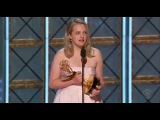 Elisabeth Moss wins Lead Actress Emmy for The Handmaids Tale 2017