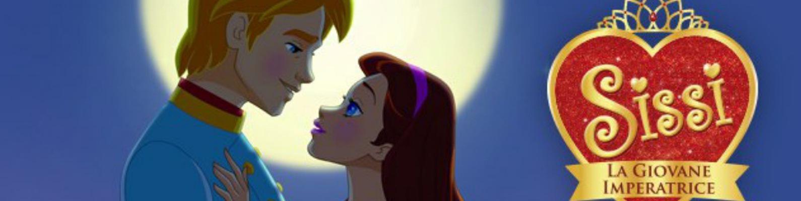 Принцесса сиси мультфильм 1 серия