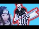 Страшный Клоун киллер преследует детей Bad Baby scary Clown ATTACKS kids