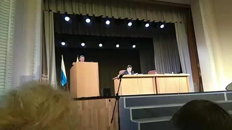Встреча с Е В Куйвашевым
