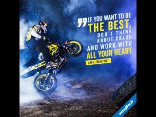 Aras Freestyle Stunt Rider / Juanan Del Fresno - Killing in the Spain