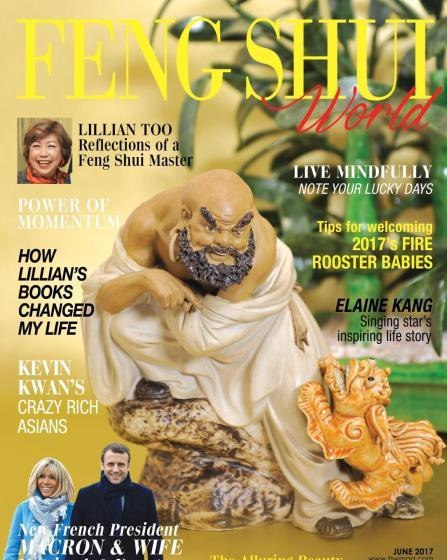 Feng Shui World June 2017