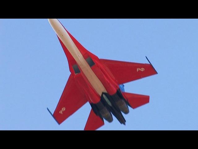 Су-30ЛЛ Авиасвит 2010 солнечно Су-30 Su-30LL Aviasvit 2010 sunny Su-30