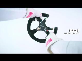 The evolution of f1 steering wheels _ donut media #formfollowsfunction