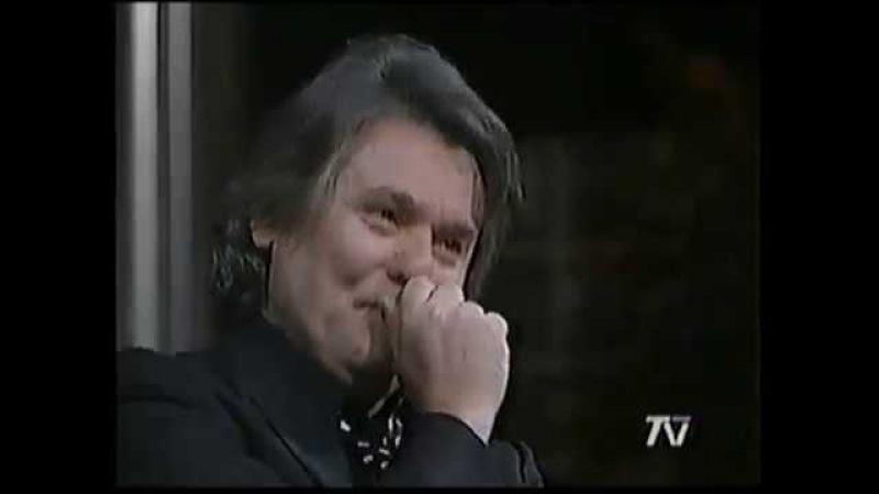 Raphael de España en TVN ('95 '96 ~ Hablemos de... con César Antonio Santis)
