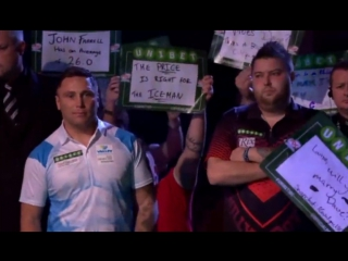 2017 World Grand Prix of Darts Round 1 Smith vs Price