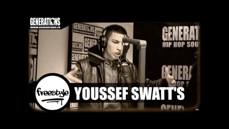 Youssef Swatt's Freestyle Live des studios de Generations