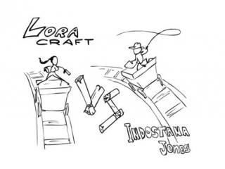 Project versus lora craft vs indostana jones _ versus