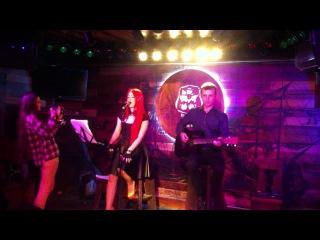 Julia Ivanova and Alexey Lazarev - Love hurts (Nazareth cover, acoustic)