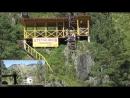 Экстрим на Чемальской ГЭС