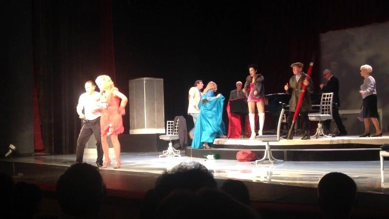 Театр Сатиры 13.10.2016г.