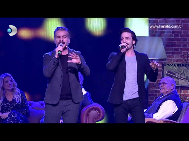 Beyaz Show Ahmet Kural ve Murat Cemcir Sie Liegt In Meinen Armen