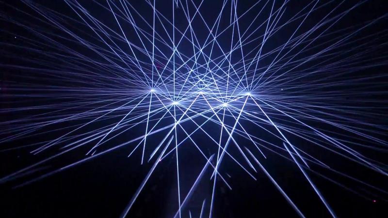 Лазеры LIGHTSPACE FULL DOIDE RGB 3 5watt