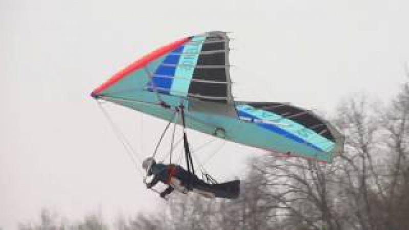Hang gliding / Дельтапланеризм. Дельтаклуб Альтаир 19