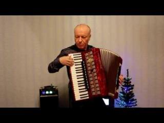 "Аккордеонист Николай Донецкий.""Маэстро""Р.Паулс (инструментал.)"