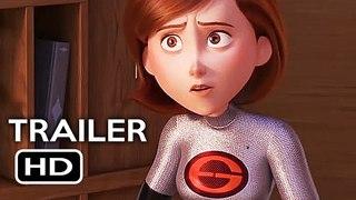 Incredibles 2 Elastigirl New Suit Trailer (2018) Disney Pixar Animated Kids Movie HD