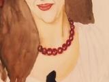 A sneak peek preview of my beautiful beloved friend portrait