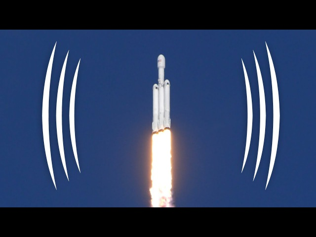 The Incredible Sounds of the Falcon Heavy Launch BINAURAL AUDIO IMMERSION Smarter Every Day 189