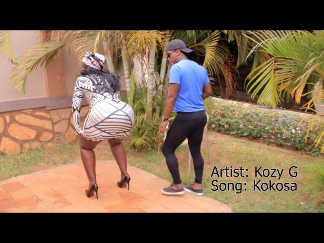 KOZY G KOKOSA WITH KING KONG MC OF UGANDA AND COAX DANCING
