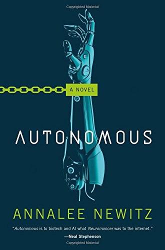 Book cover Autonomous