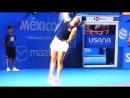 Большой женский теннис подача в Акапулько vipstarssport