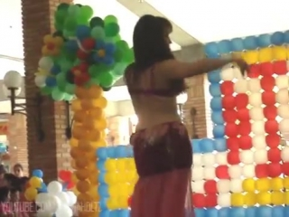 Sasha Holtz - McDia Feliz _ dança do ventre _ belly dance 18563