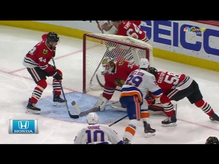 New york islanders vs chicago blackhawks – jan. 20, 2018. game highlights