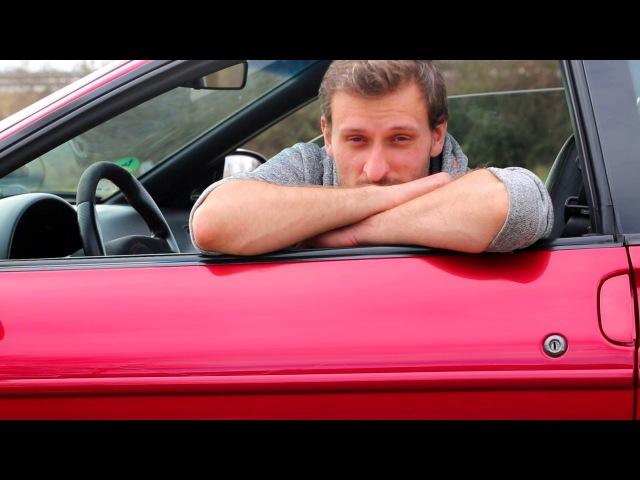 Ford Probe 2.5 beautiful movie
