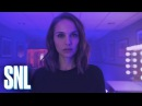SNL Host Natalie Portman Will Not Be Rushed