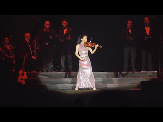 Vanessa Mae Live in Bratislava 11 5 2017